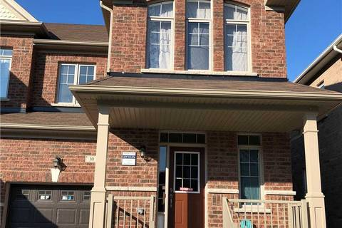 Townhouse for sale at 10 Cavesson Rd Brampton Ontario - MLS: W4552547