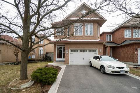 House for sale at 10 Cedarwood Cres Brampton Ontario - MLS: W4726573