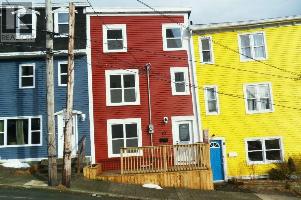 House for sale at 10 Chapel St St. John's Newfoundland - MLS: 1224933