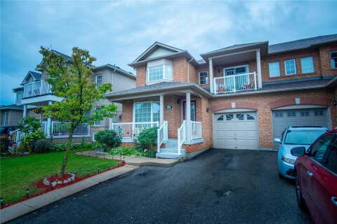 Townhouse for sale at 10 Checkerberry Cres Brampton Ontario - MLS: W4910012