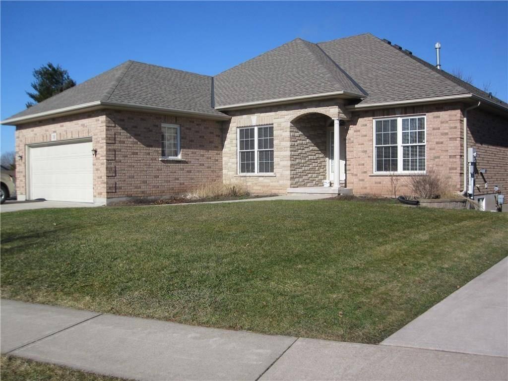 House for sale at 10 Cherry Ridge Blvd Fenwick Ontario - MLS: 30795693