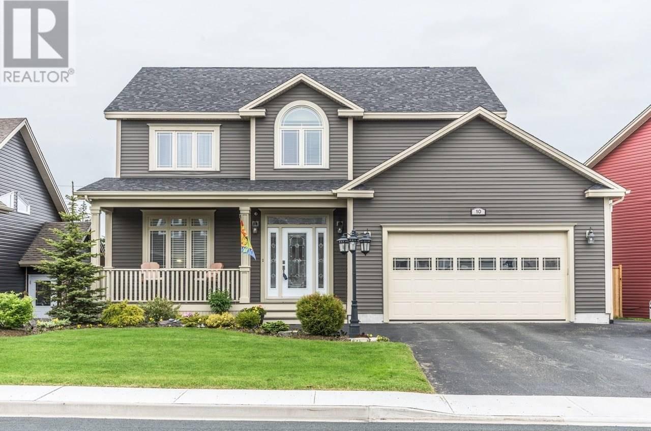 House for sale at 10 Cherrybark Cres St. John's Newfoundland - MLS: 1199102