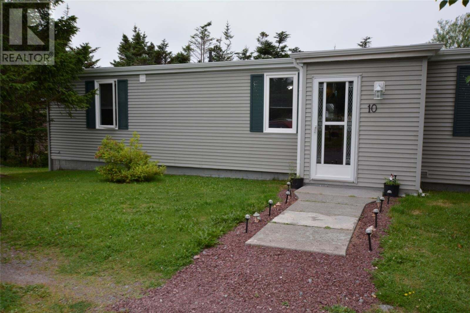 House for sale at 10 Church St Hearts Delight Newfoundland - MLS: 1218909