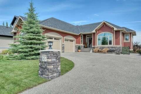 House for sale at 10 Cimarron Estates Li Okotoks Alberta - MLS: A1017261