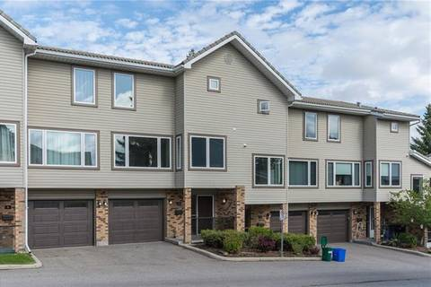 Townhouse for sale at 10 Coachway Garden(s) Southwest Calgary Alberta - MLS: C4267680