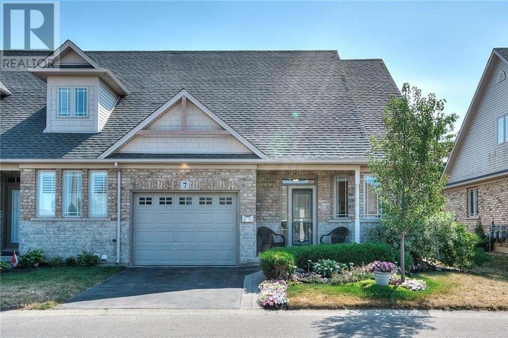 Townhouse for sale at 10 Cobblestone Dr Paris Ontario - MLS: 30818470