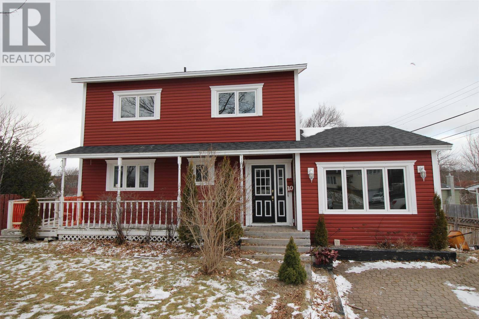 House for sale at 10 Cole Pl St. John's Newfoundland - MLS: 1209091