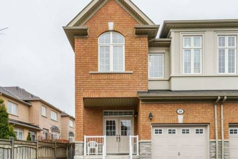 Townhouse for sale at 10 Coltrane Dr Vaughan Ontario - MLS: N4422617