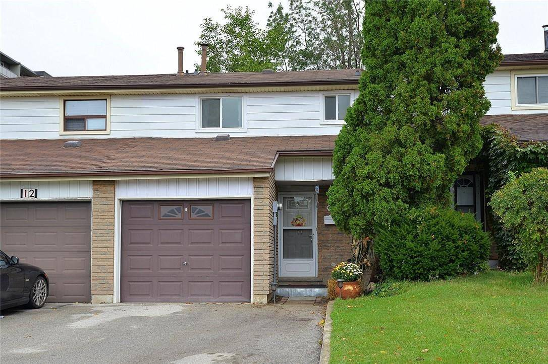Townhouse for sale at 10 Congress Cres Hamilton Ontario - MLS: H4065149