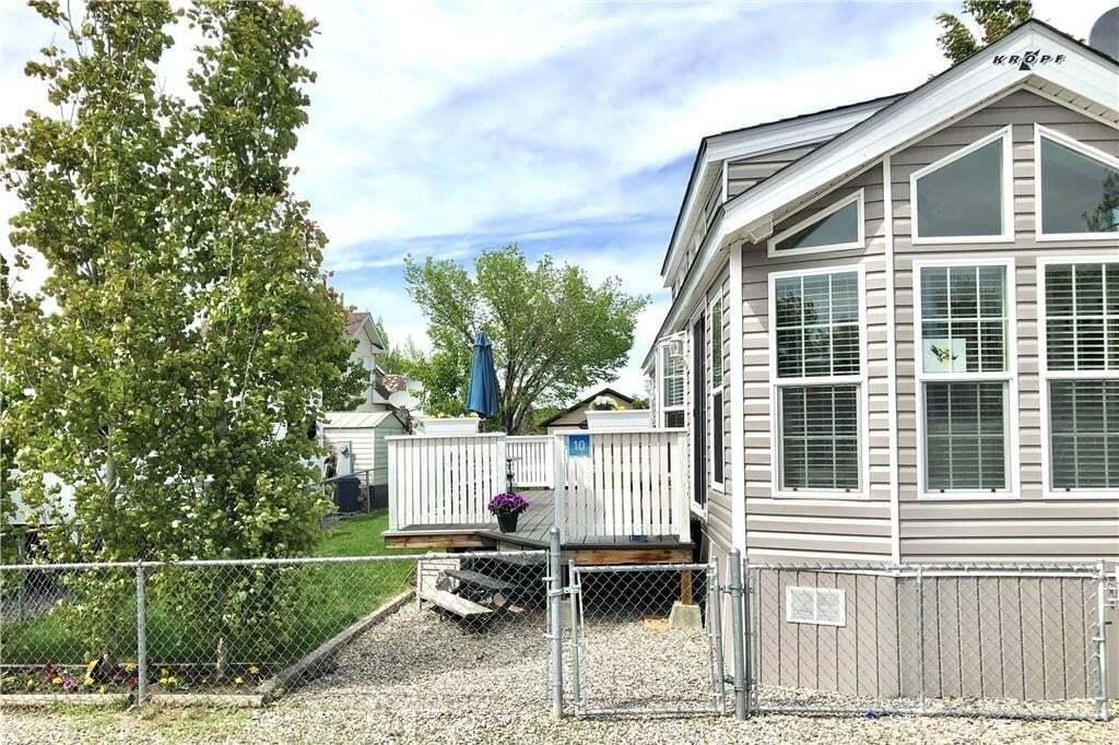 Home for sale at 10 Cormorant Cr Mcgregor Lake, Rural Vulcan County Alberta - MLS: C4294575