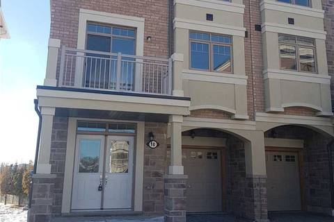 Townhouse for rent at 10 Coxhead Ln Ajax Ontario - MLS: E4636101