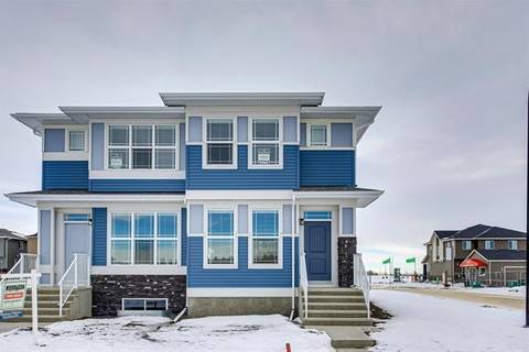 Townhouse for sale at 10 Creekstone Path Southeast Calgary Alberta - MLS: C4283138