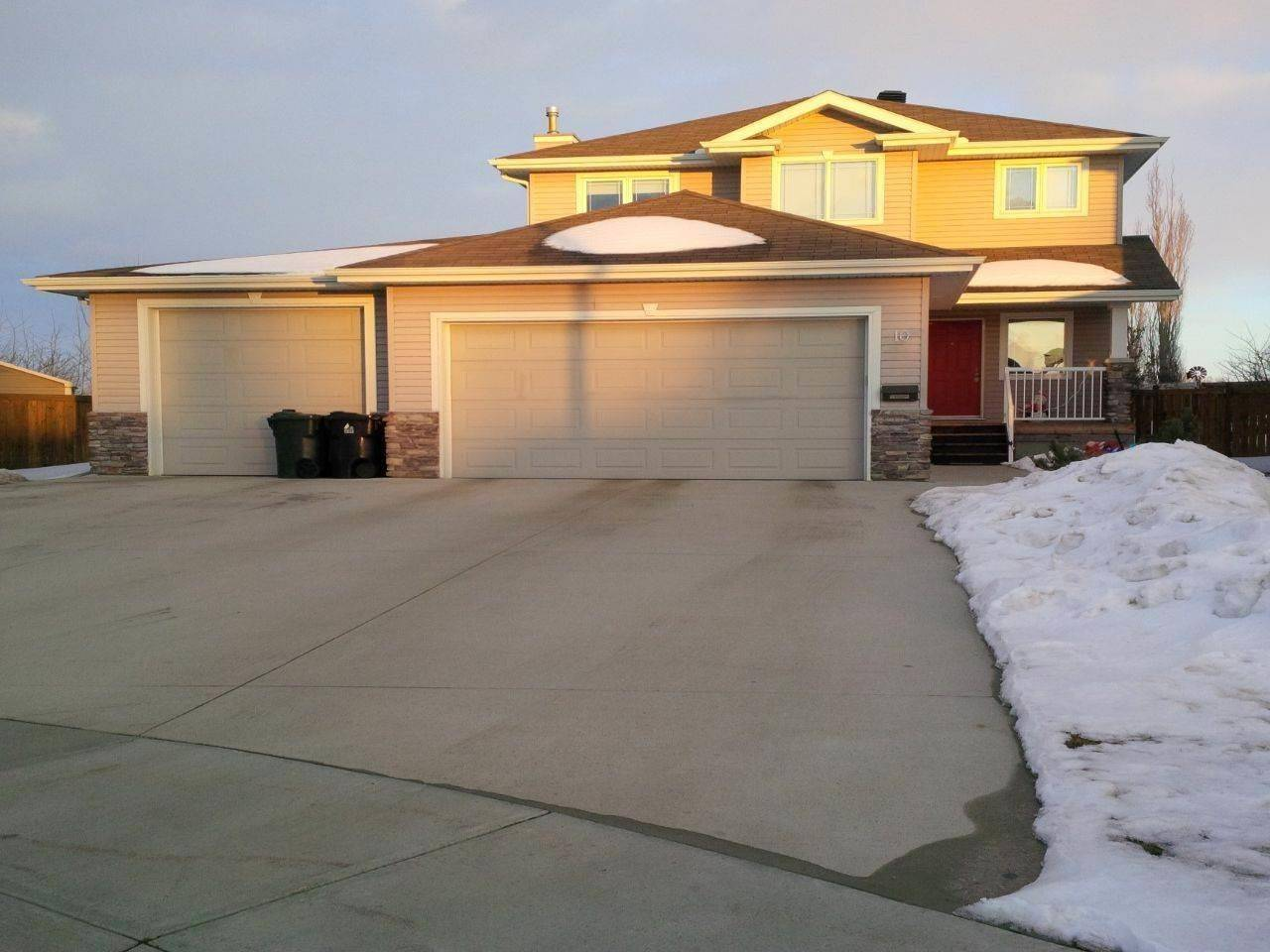 House for sale at 10 Danfield Ct Spruce Grove Alberta - MLS: E4194199