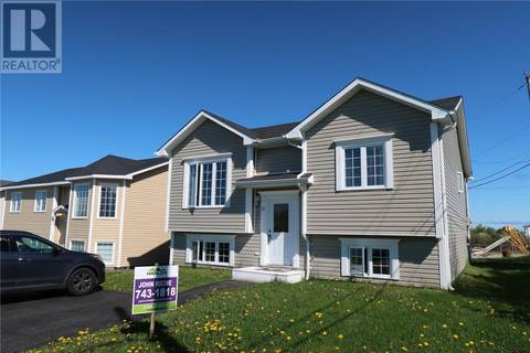 House for sale at 10 Dannic Pl Conception Bay South Newfoundland - MLS: 1197948