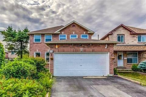 House for sale at 10 Darbyshire Ct Ajax Ontario - MLS: E4382527