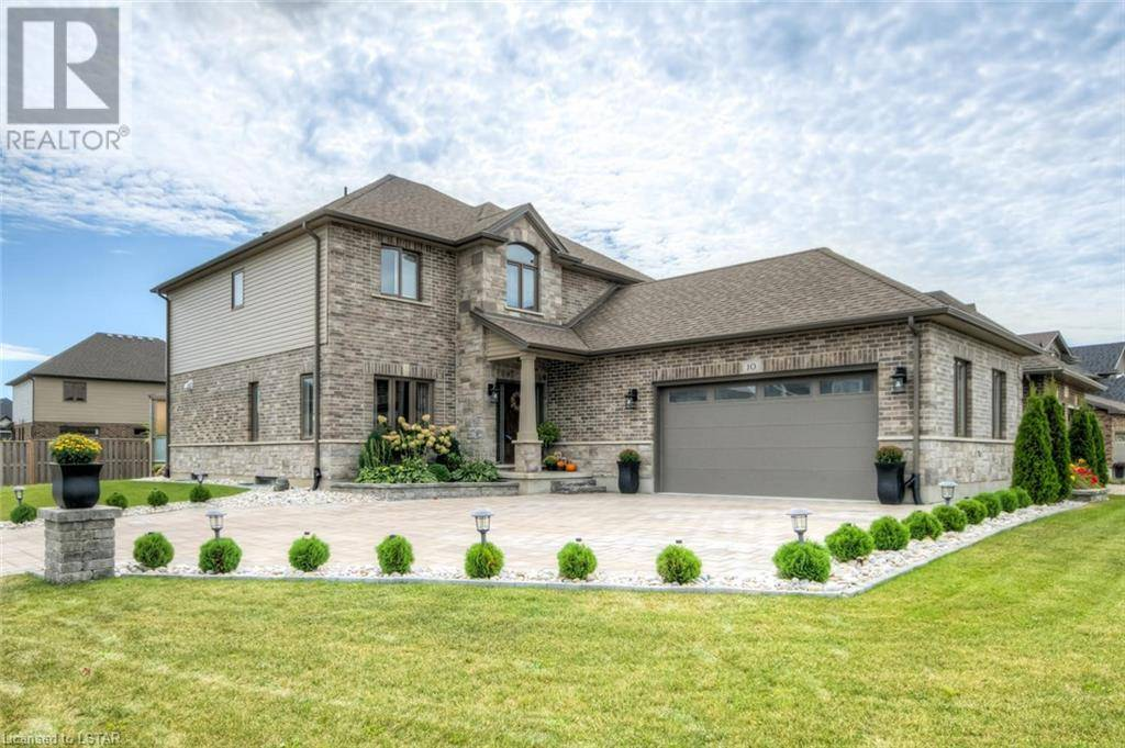 House for sale at 10 Dausett Dr Kilworth Ontario - MLS: 223684