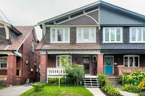 Townhouse for sale at 10 Dearbourne Ave Toronto Ontario - MLS: E4579836