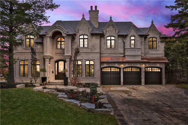 For Sale: 10 Dempsey Crescent, Toronto, ON | 6 Bed, 9 Bath House for $7,680,000. See 20 photos!