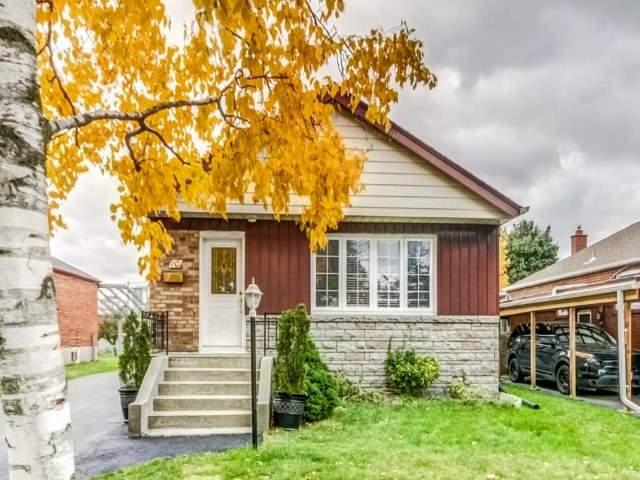 House for sale at 10 Denham Road Toronto Ontario - MLS: E4287504