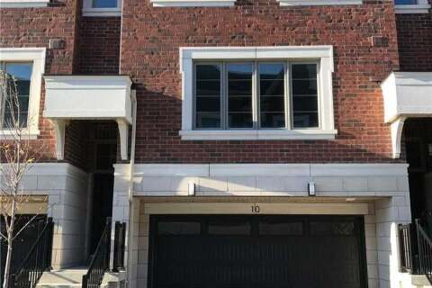 Townhouse for rent at 10 Dolan Ln Richmond Hill Ontario - MLS: N4923206