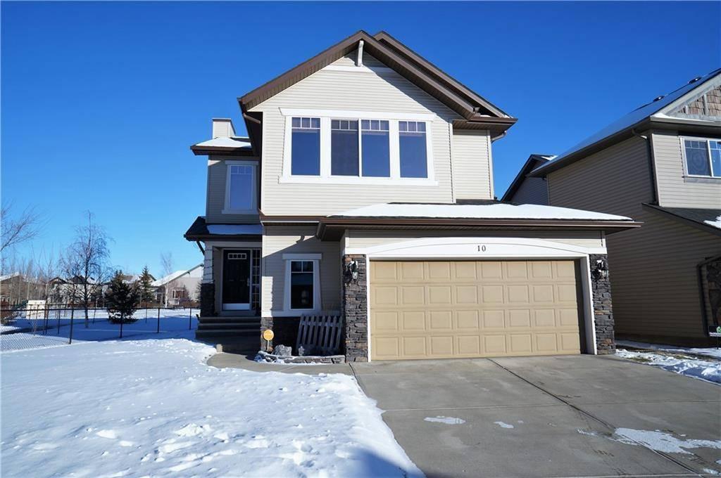 House for sale at 10 Drake Landing Wy Drake Landing, Okotoks Alberta - MLS: C4263747
