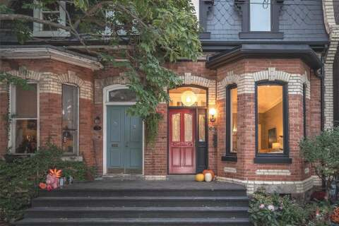 Townhouse for sale at 10 Draper St Toronto Ontario - MLS: C4954743