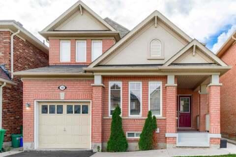 House for sale at 10 Drummondville Dr Brampton Ontario - MLS: W4933392