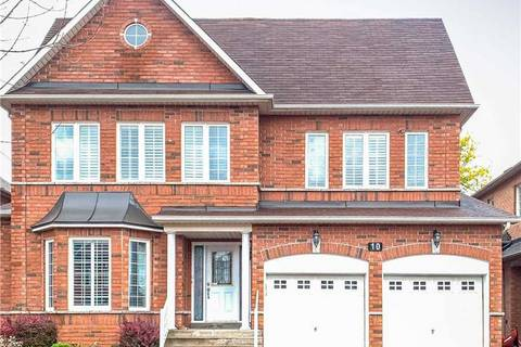 House for sale at 10 Dunnet St Markham Ontario - MLS: N4618614