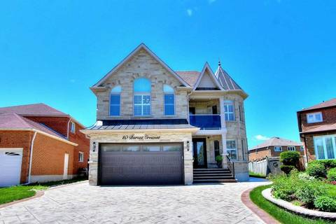 House for sale at 10 Durant Cres Markham Ontario - MLS: N4493099