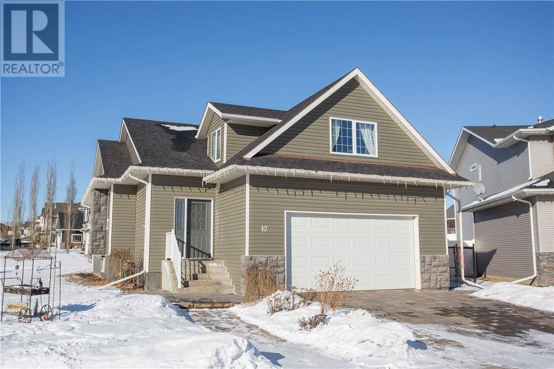 House for sale at 10 Elisa Cs Lacombe Alberta - MLS: ca0188236