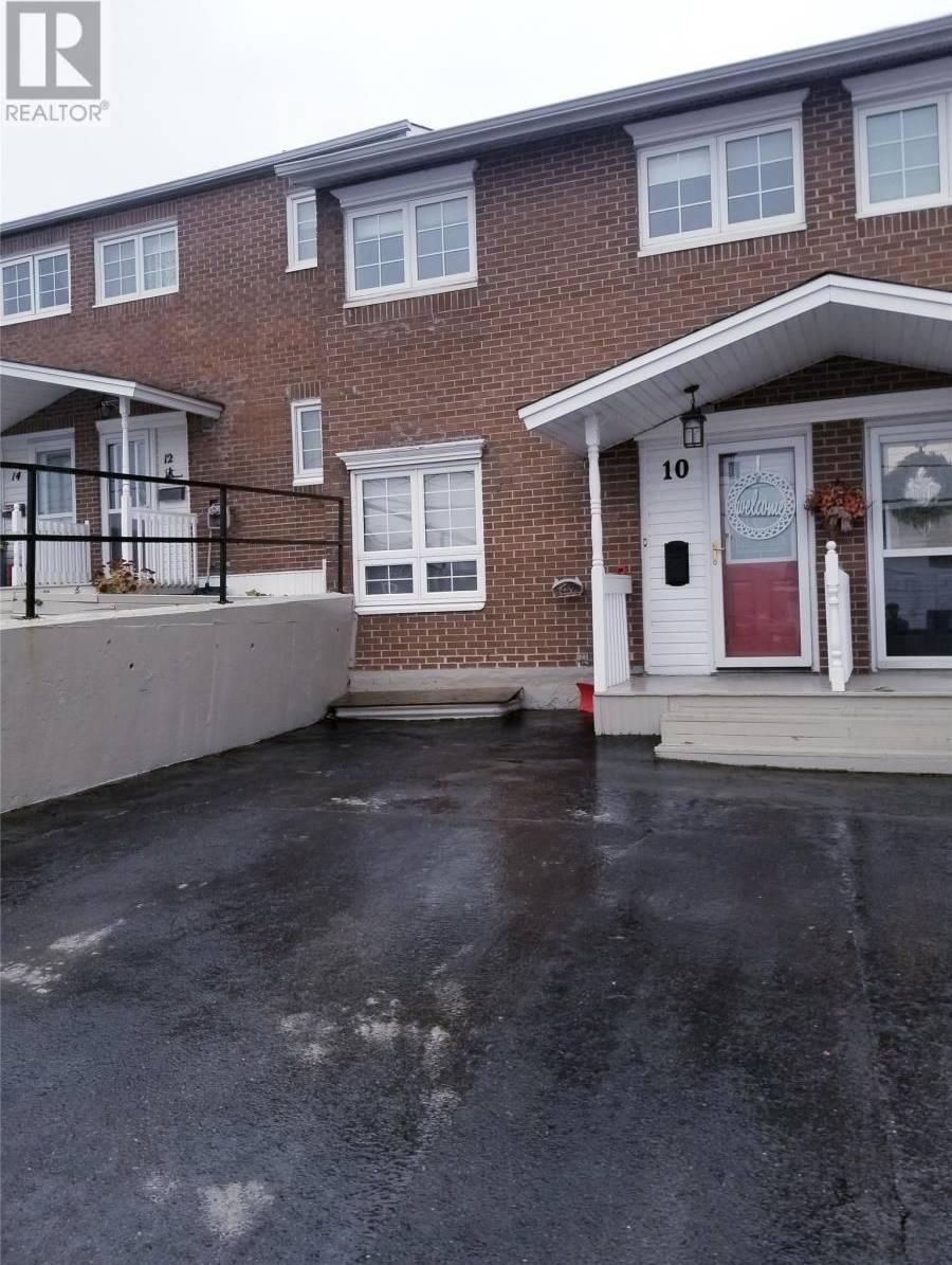 House for sale at 10 Elizabeth St Corner Brook Newfoundland - MLS: 1207649