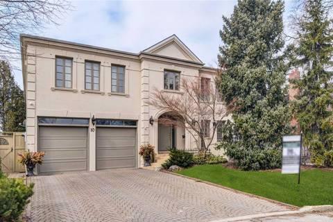 House for sale at 10 Elmira Ct Toronto Ontario - MLS: C4449080