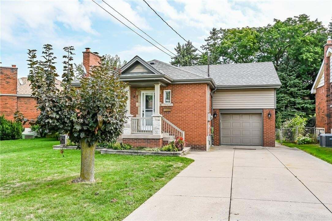 House for sale at 10 Faircourt Dr Stoney Creek Ontario - MLS: H4088325