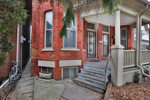 Townhouse for sale at 10 Fennings St Toronto Ontario - MLS: C4698398