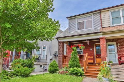 Townhouse for sale at 10 Fielding Ave Toronto Ontario - MLS: E4695920