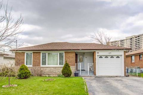 House for sale at 10 Forge Dr Toronto Ontario - MLS: W4448408