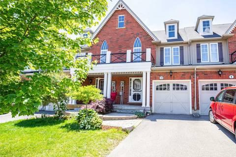 Townhouse for sale at 10 Fox Run  Hamilton Ontario - MLS: X4501402