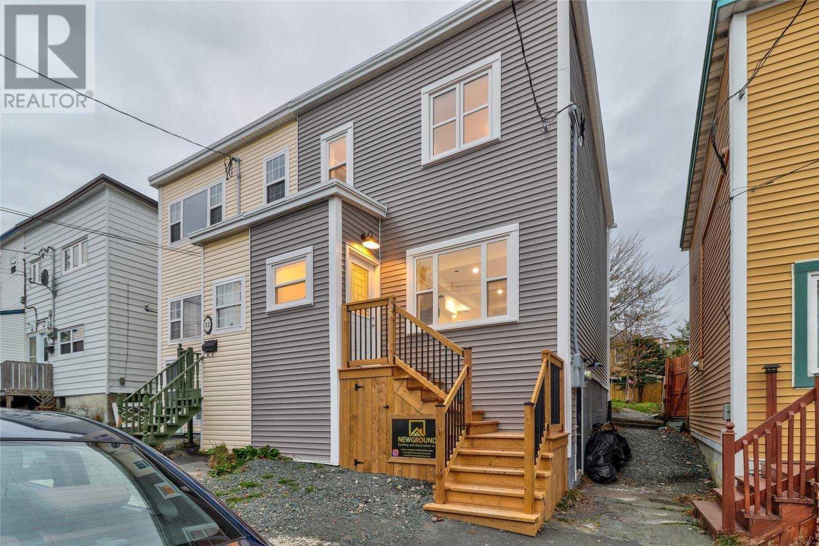House for sale at 10 Franklyn Ave St. John's Newfoundland - MLS: 1223441