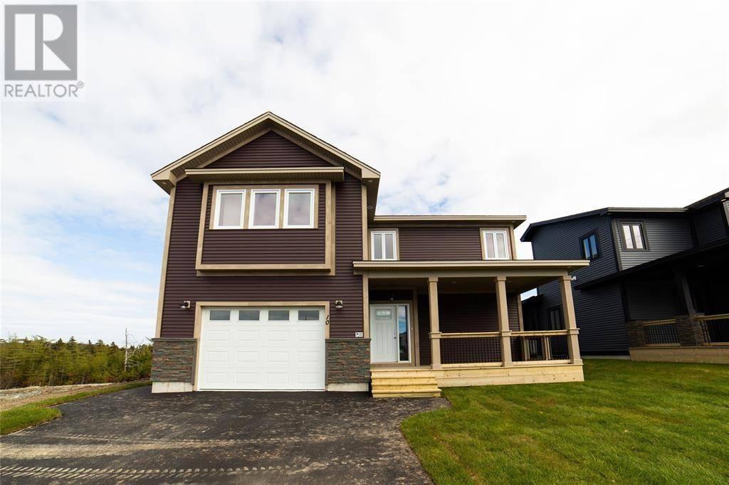 House for sale at 10 Gallipoli St St. John's Newfoundland - MLS: 1198661