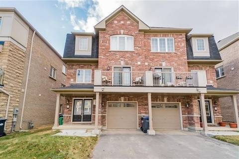 Townhouse for sale at 10 Givemay St Brampton Ontario - MLS: W4386508