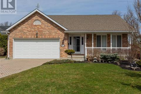 House for sale at 10 Glen Abbey Ct Woodstock Ontario - MLS: 187853