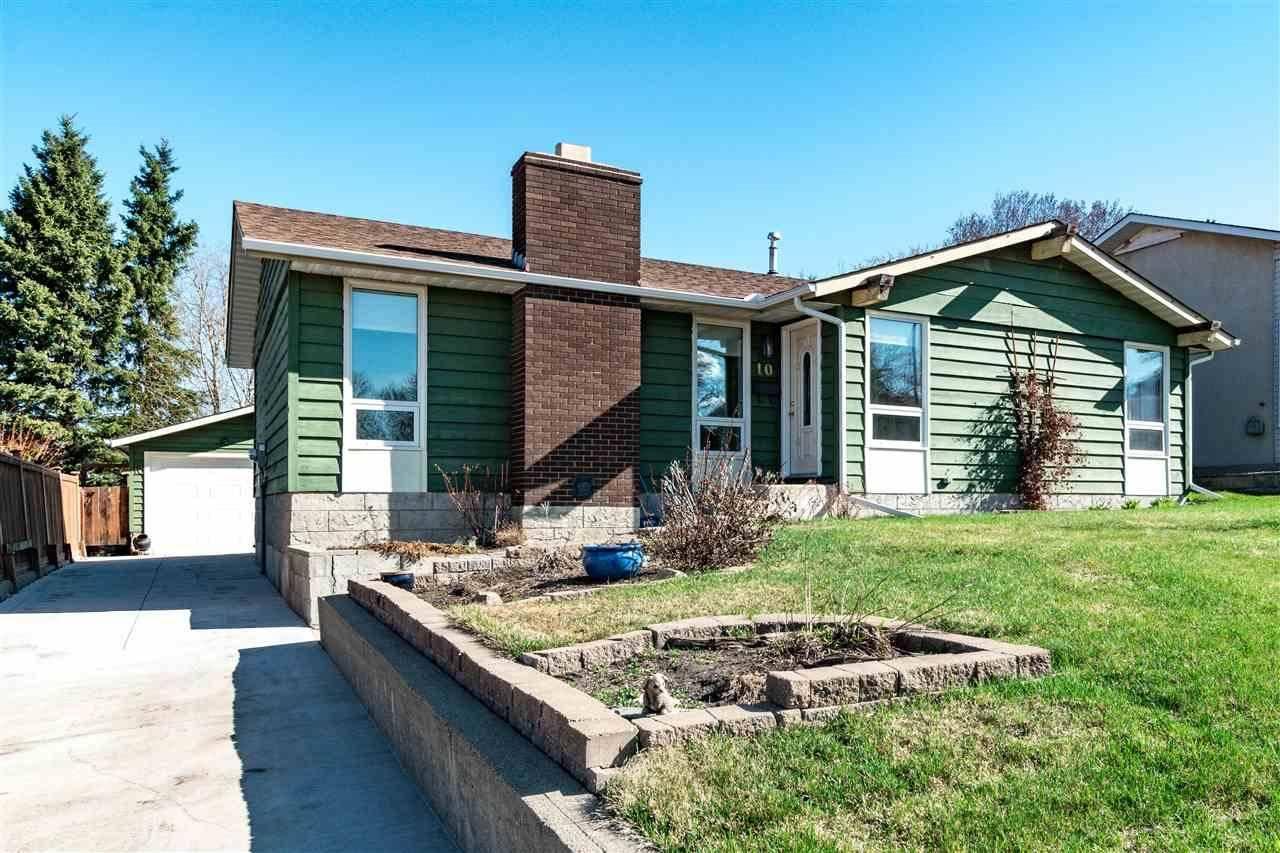 House for sale at 10 Gravenhurst Cres Sherwood Park Alberta - MLS: E4195788