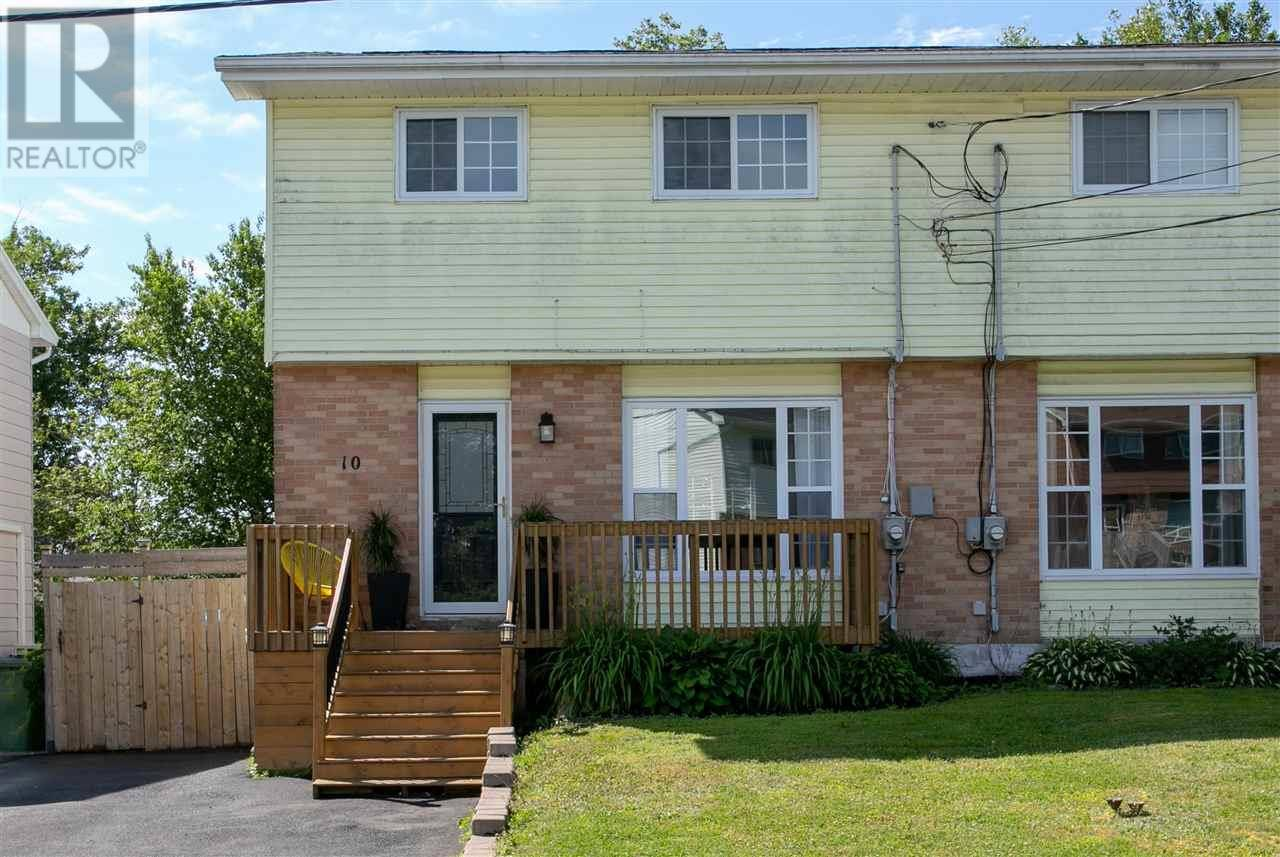 House for sale at 10 Greely Ct Dartmouth Nova Scotia - MLS: 201917467