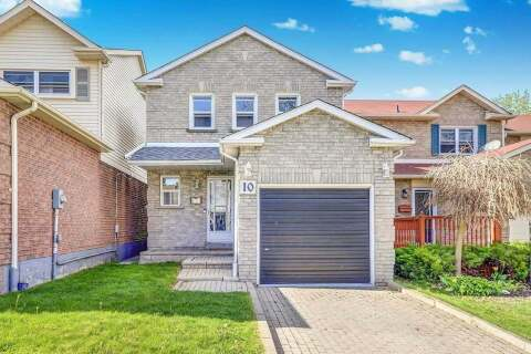 House for sale at 10 Greenfield Cres Whitby Ontario - MLS: E4768920