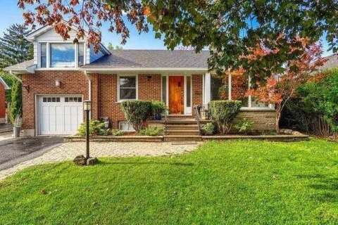 House for sale at 10 Gregory St Brampton Ontario - MLS: W4957146