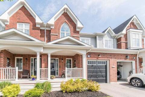 Townhouse for sale at 10 Hadleigh Wy Whitby Ontario - MLS: E4772900