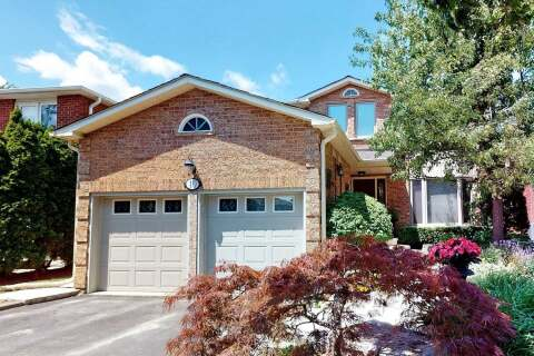 House for sale at 10 Hallam Rd Markham Ontario - MLS: N4812686