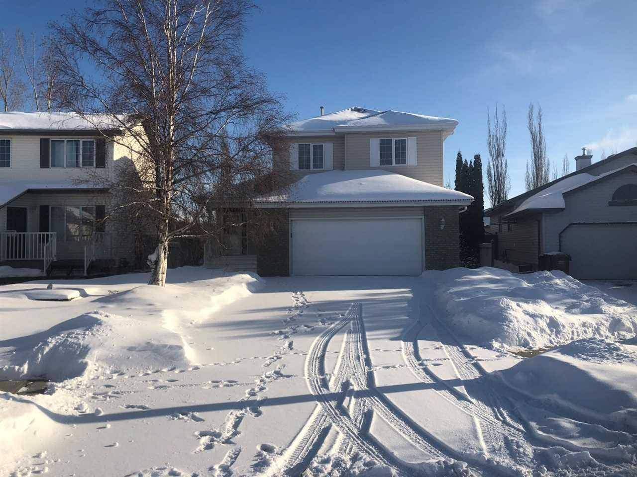 House for sale at 10 Harcourt Cres St. Albert Alberta - MLS: E4184691