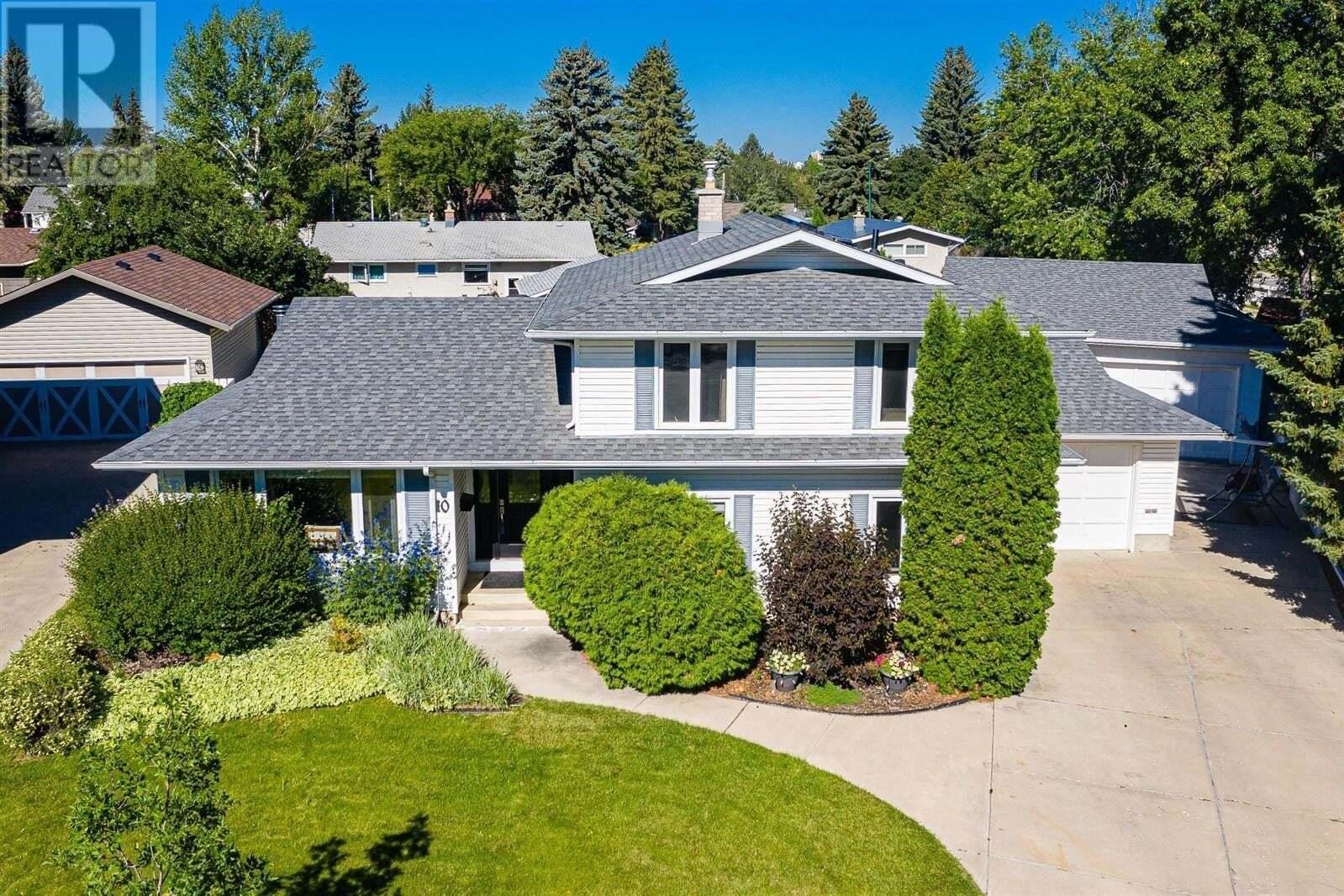 House for sale at 10 Harrington Pl Saskatoon Saskatchewan - MLS: SK818197