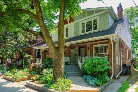 Townhouse for sale at 10 Haslett Ave Toronto Ontario - MLS: E4782207
